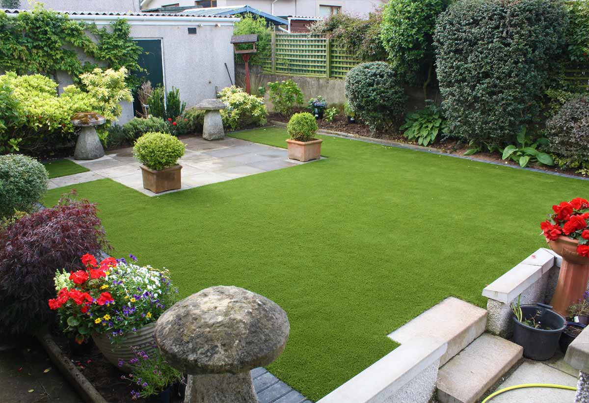 Thistle Artificial Grass Aberdeen, Aberdeenshire & North East Scotland: Eco Friendly