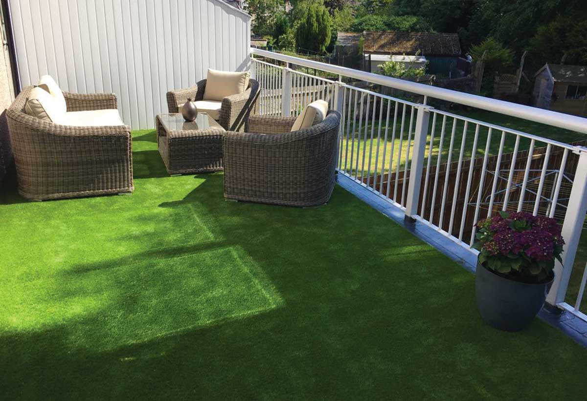 Thistle Artificial Grass Aberdeen, Aberdeenshire & North East Scotland: Low Maintenance