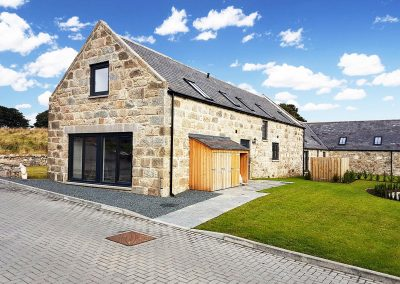 Cranfield by Thistle Homes, Plot 1: 3-Bedroom Steading Conversion