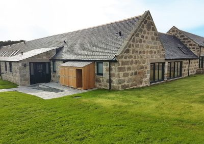 Cranfield by Thistle Homes, Plot 2: 4-Bedroom Steading Conversion