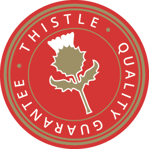 With Thistle Windows & Conservatories you get quality, guaranteed!