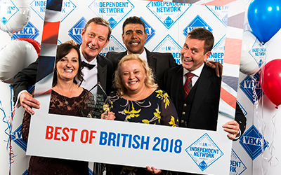 Thistle Voted Best in the UK for Customer Satisfaction