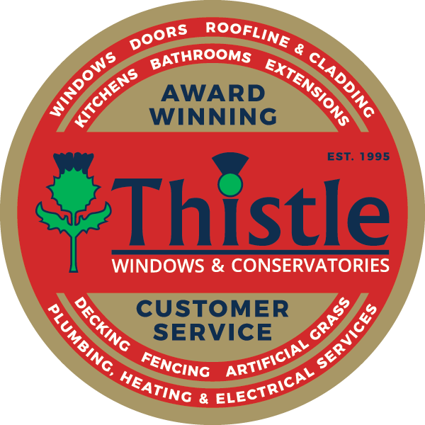 Thistle Windows & Conservatories: Award-Winning Customer Service Since 1995