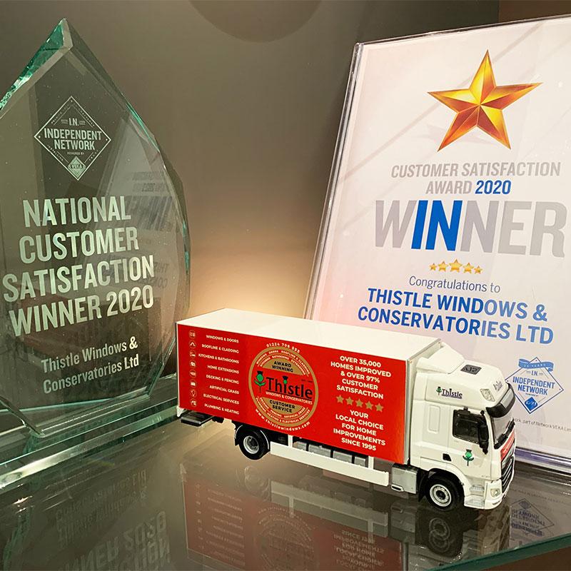 Thistle Windows & Conservatories: Your Award-Winning Local Home Improvement Specialist - Serving Aberdeen, Aberdeenshire & North East Scotland Since 1995