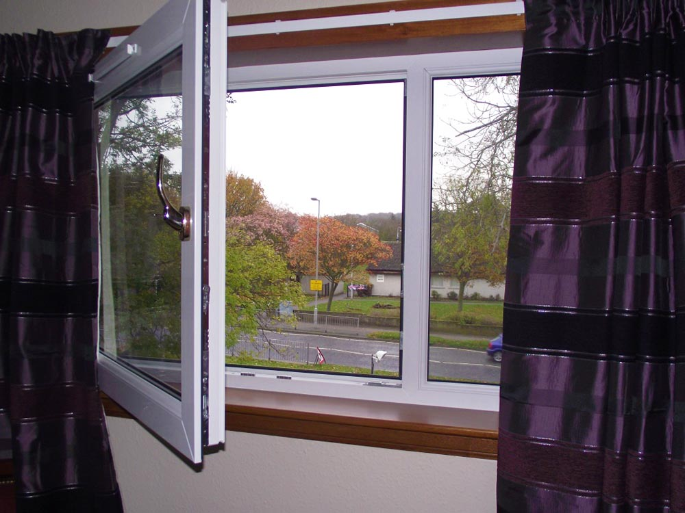 Double Glazing Aberdeen Tilt and Turn uPVC Windows