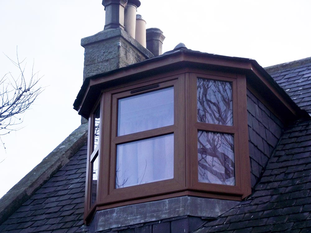 Double Glazing Aberdeen: uPVC Dormer Windows