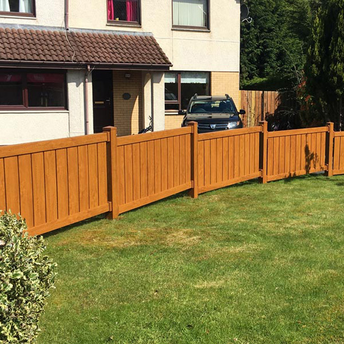 uPVC Fencing Aberdeen, Aberdeenshire & North East Scotland