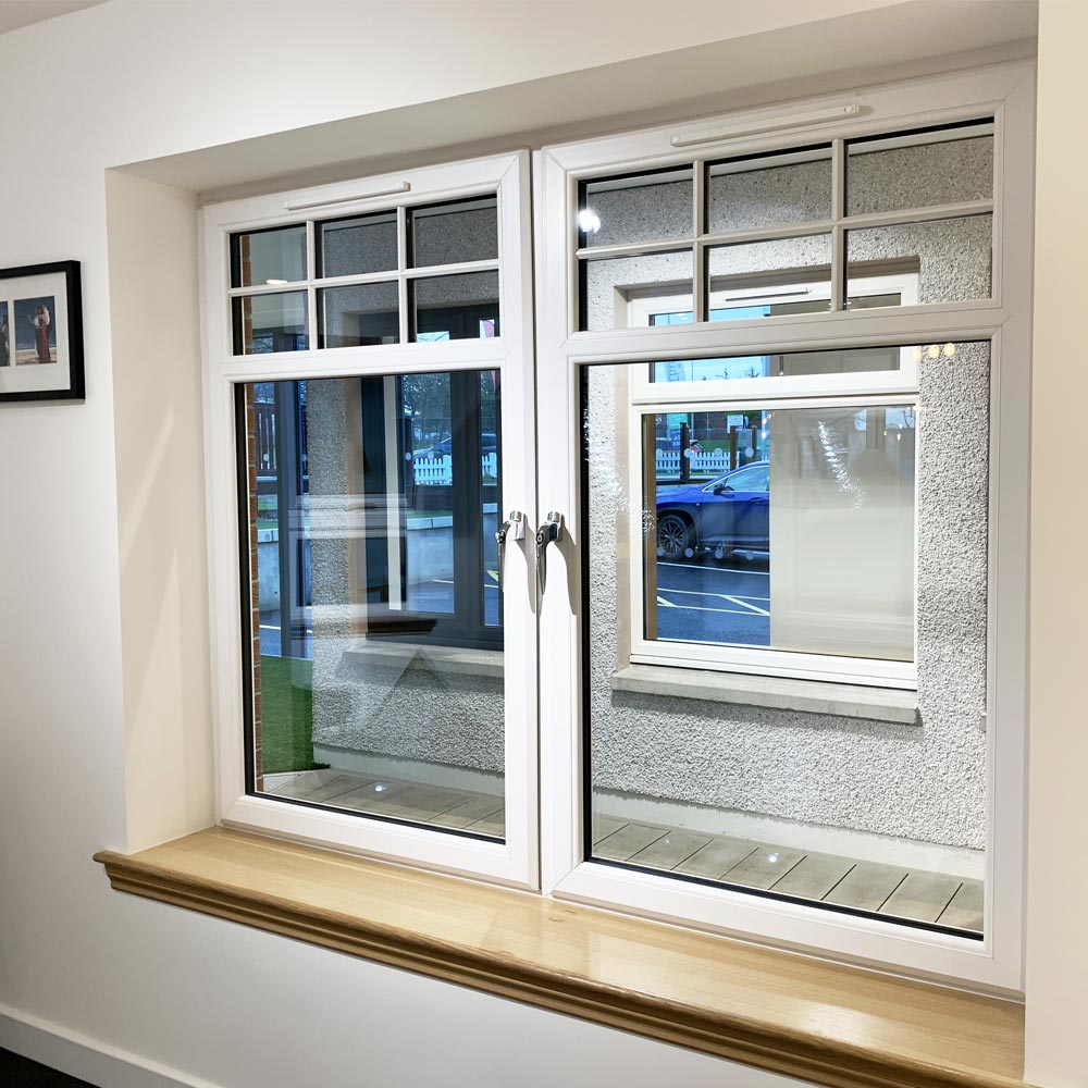 Thistle Windows & Conservatories: Triple & Double Glazed uPVC Windows & Timber Windows